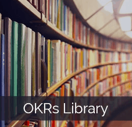 OKRs Library Preview